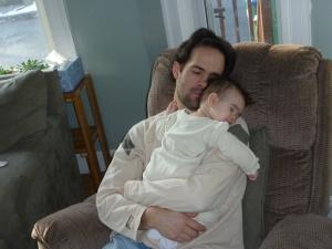 IP takes a daddy-nap
