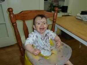 """""""I LOVE blueberries!"""""""
