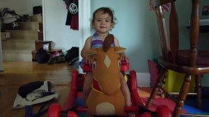 Riding the Rocking Horse