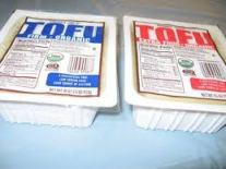 Trader Joe's Tofu - we always have some in the fridge!