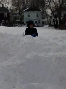 Gratuitous snow picture